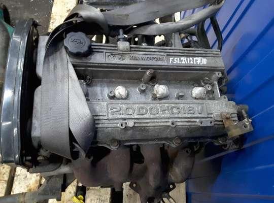 ДВС (Двигатель) на Kia Clarus II (GC)
