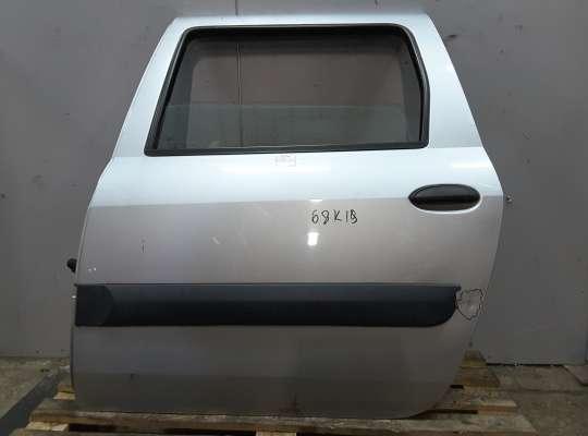 купить Дверь боковая на Renault Logan I