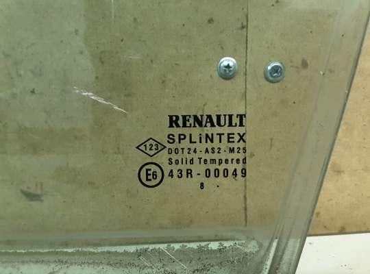 купить Стекло (форточка) боковой двери на Renault Grand Scenic II