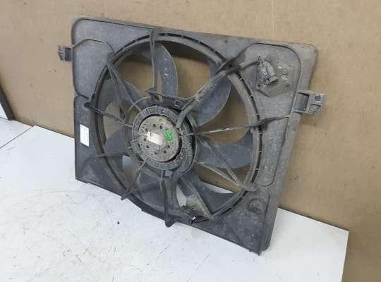 купить Вентилятор радиатора на Kia Carens III