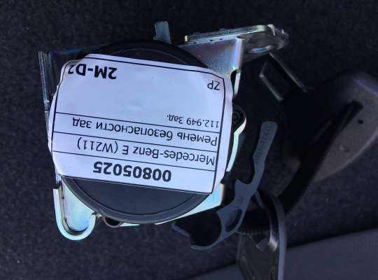 купить Ремень безопасности на Mercedes-Benz E (W211)