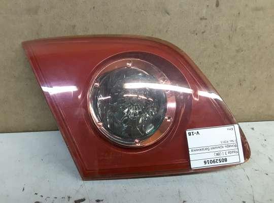 купить Фонарь крышки багажника на Mazda 3 I (BK)