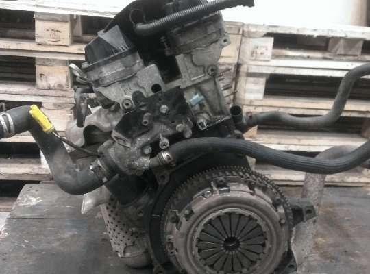 ДВС (Двигатель) на Citroen C2