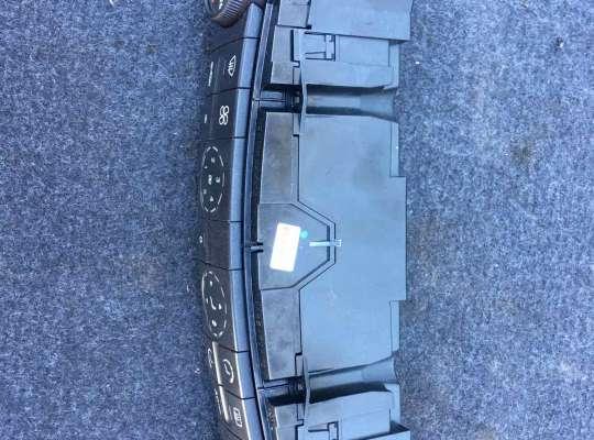 купить Блок управления печкой на Mercedes-Benz E (W211)