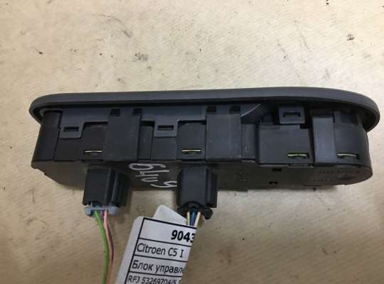 купить Блок управления стеклоподъёмниками на Citroen C5 I