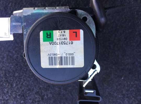 купить Ремень безопасности на BMW 3 (E90/E91/E92/E93)