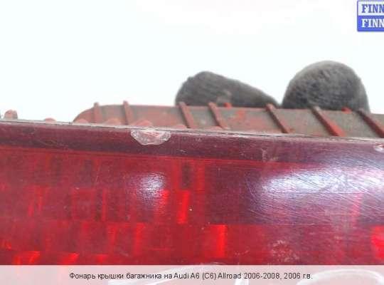 купить Фонарь крышки багажника на Audi A6 Allroad (4FH, C6)