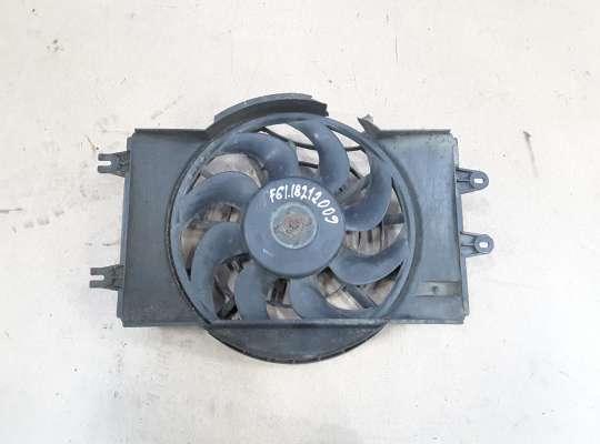 купить Вентилятор радиатора на SsangYong Musso