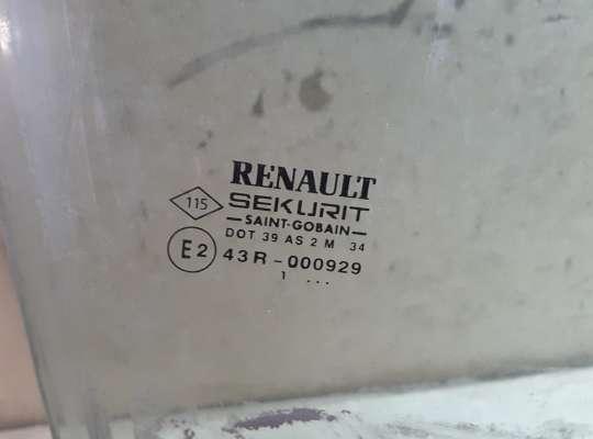 купить Стекло боковое двери на Renault Laguna II