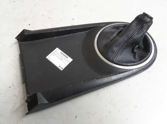 купить Чехол кулисы КПП на Hyundai Coupe / Tiburon II (GK)