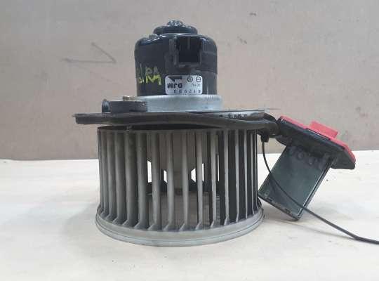Мотор отопителя (печки) на Daewoo Nubira II