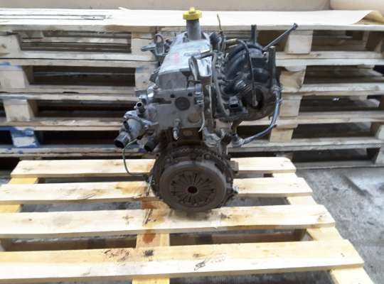 ДВС (Двигатель) на Renault Clio Symbol