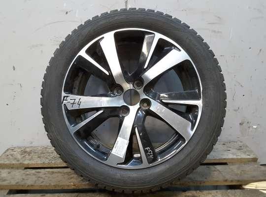 купить Диск колёсный на Peugeot 2008