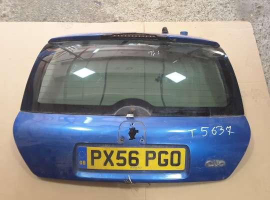 купить Крышка багажника на Renault Clio II