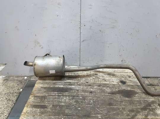 купить Глушитель на Renault Kangoo II (KW_)