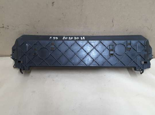 купить Кронштейн радиатора нижний на BMW X5 (E70)
