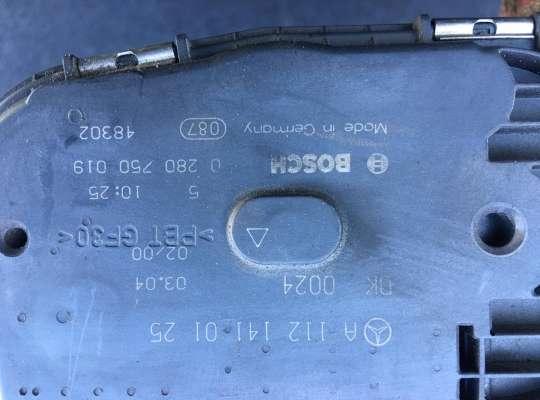 купить Заслонка дроссельная на Mercedes-Benz E (W211)