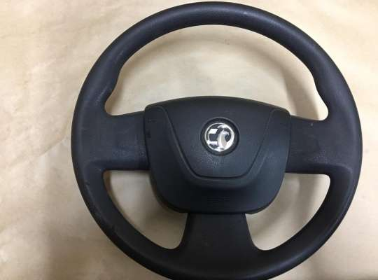 купить Руль с подушкой безопасности на Renault Master III
