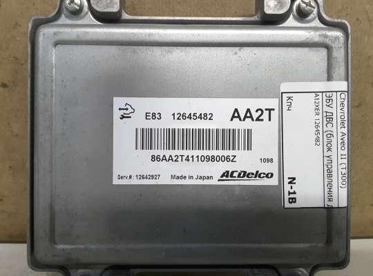 купить ЭБУ ДВС (блок управления двигателем) на Chevrolet Aveo II (T300)