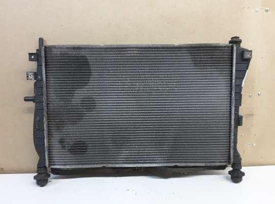 купить Радиатор (основной) на Ford Mondeo III