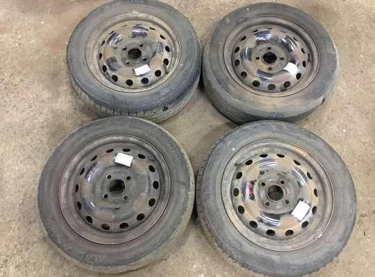 купить Диск колёсный на Chevrolet Aveo I (T200/T250)