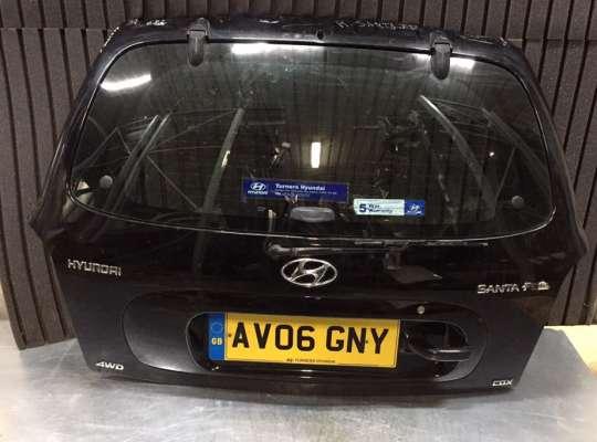 купить Крышка багажника на Hyundai Santa Fe I (SM, Classic +ТАГАЗ)