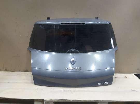 купить Дверь багажника (хлопушка) на Renault Megane II