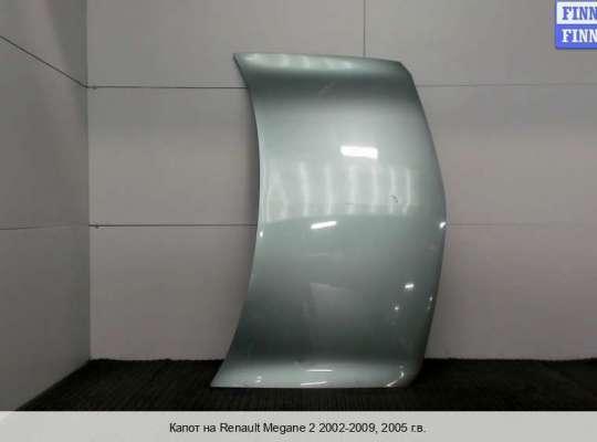 купить Капот на Renault Megane II