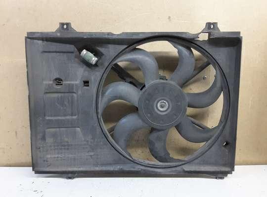 купить Вентилятор радиатора на Kia Rio II (JB)