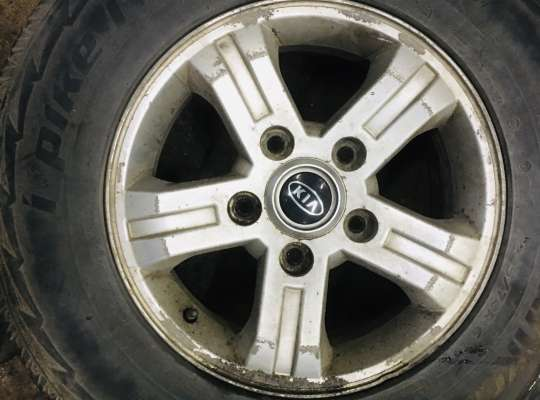 купить Диск колёсный на Kia Sorento I (JC, BL)