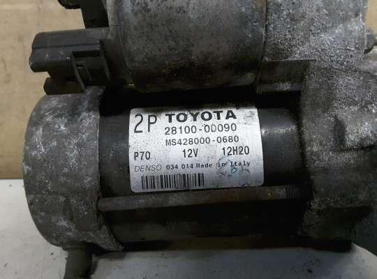 купить Стартер на Toyota Avensis II