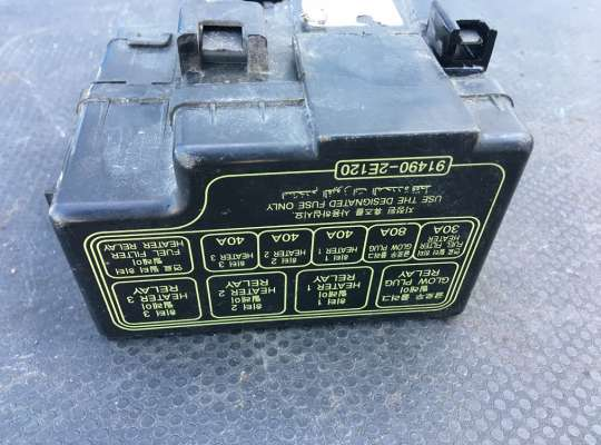 купить Блок предохранителей на Hyundai Tucson (JM)