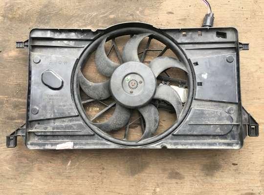 купить Вентилятор радиатора на Mazda 3 I (BK)
