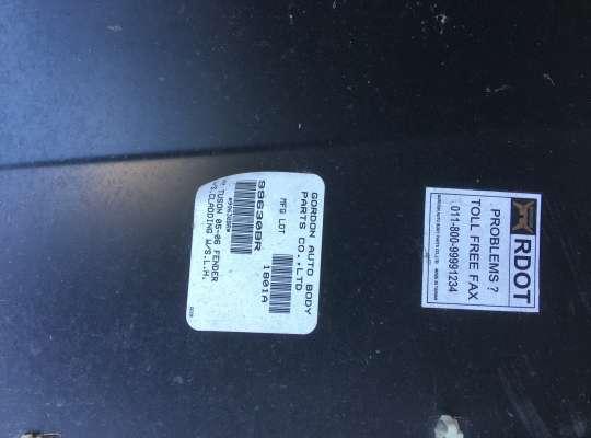 купить Крыло переднее на Hyundai Tucson (JM)