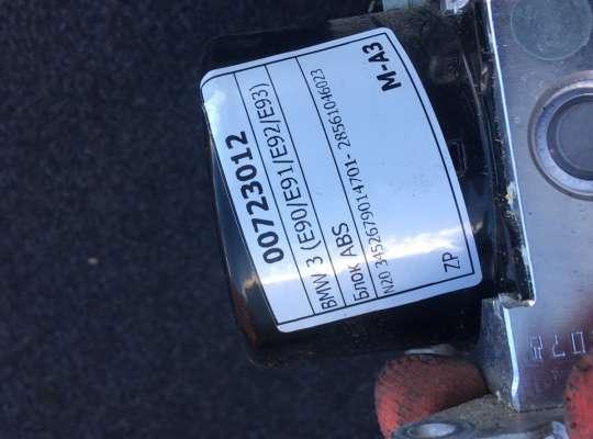 купить Блок ABS на BMW 3 (E90/E91/E92/E93)