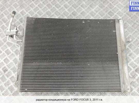 купить Радиатор кондиционера на Ford Focus III
