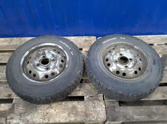 купить Диск колёсный на Chevrolet Spark I
