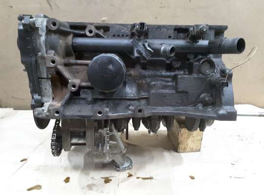 Блок ДВС (цилиндров) / Коленвал на Renault Laguna III