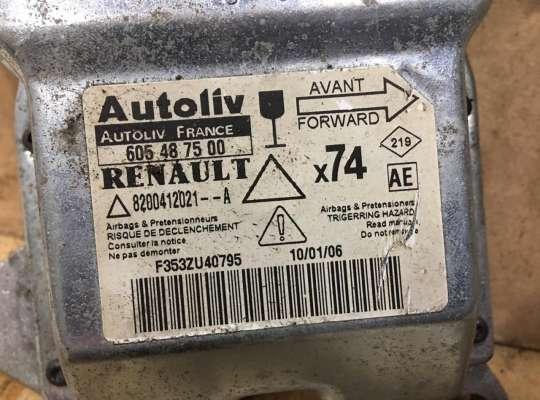 купить ЭБУ AIRBAG (электронный блок управления подушками безопасности) на Renault Laguna II