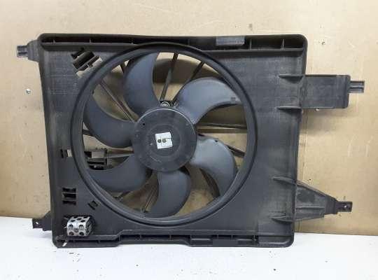 купить Вентилятор радиатора на Renault Grand Scenic II