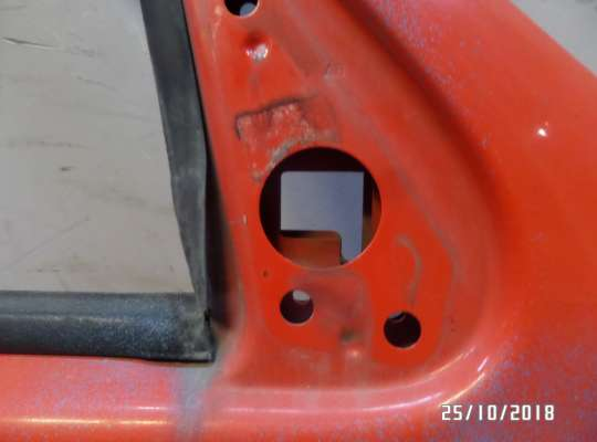 купить Дверь боковая на Renault Kangoo I (KC_)