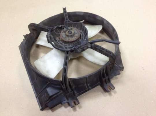 купить Вентилятор радиатора на Mazda 323 (BA) 323C/ 323F/ 323S/ 323P