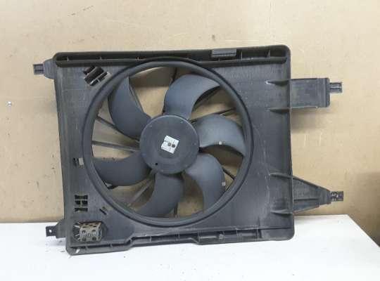 купить Вентилятор радиатора на Renault Scenic II