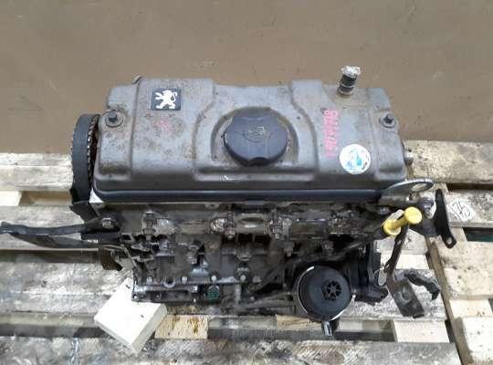 ДВС (Двигатель) на Citroen Berlingo II (TePee)