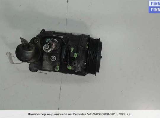 купить Компрессор кондиционера на Mercedes-Benz Vito (W639)
