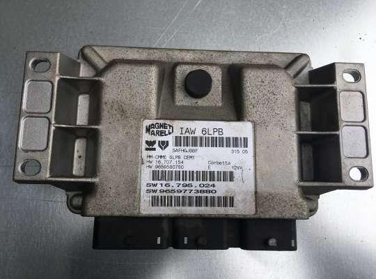 купить ЭБУ ДВС (блок управления двигателем) на Citroen C5 I