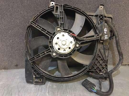 купить Вентилятор радиатора на Opel Meriva A