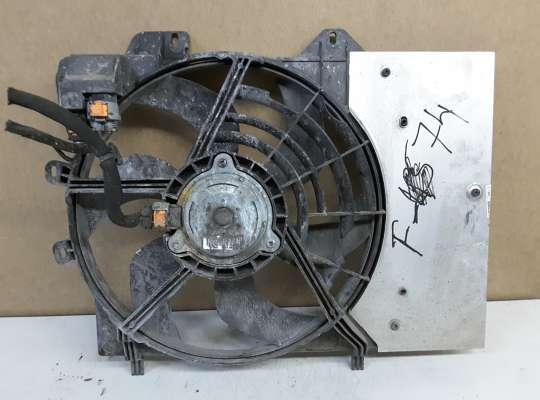купить Вентилятор радиатора на Peugeot 2008