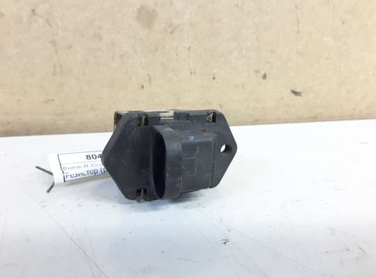 купить Резистор (реостат) вентилятора радиатора на Renault Grand Scenic II