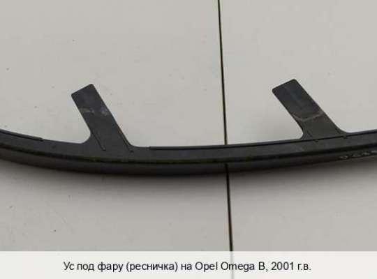 купить Планка под фары (ресничка) на Opel Combo B